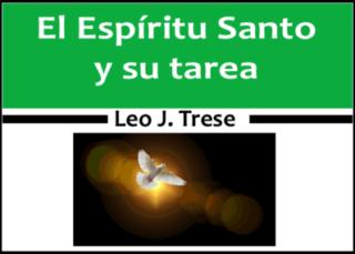 El Espíritu Santo y su tarea