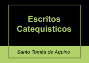Escritos Catequísticos