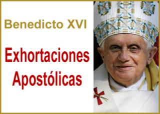 Exhortaciones apostólicas