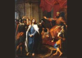 Herodes oye hablar de Jesús
