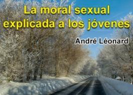 La moral sexual explicada a los jóvenes