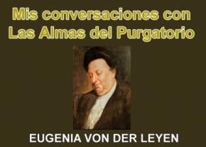 Mis conversaciones con las Almas del Purgatorio