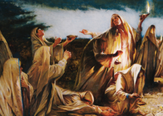 Parábola de las diez vírgenes