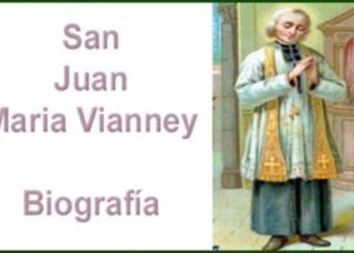 San Juan Maria Vianney - Biografía