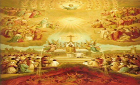 La Misa una fiesta con Jesús