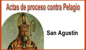 Actas de proceso contra Pelagio