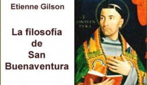 La filosofía de San Buenaventura