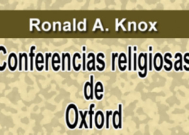 Conferencias religiosas de Oxford