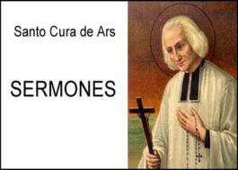 Sermones de José María Vianney Santo Cura de Ars