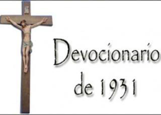 Devocionario de 1931
