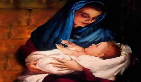 Elogio a la madre de Jesús