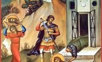 Muerte de Juan Bautista