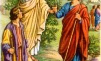 El encuentro con Natanael