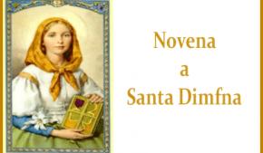 Novena a Santa Dimfna