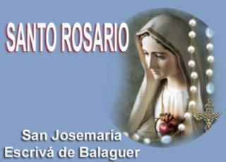 Santo Rosario de Josemaría Escrivá de Balaguer