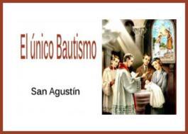 El único bautismo