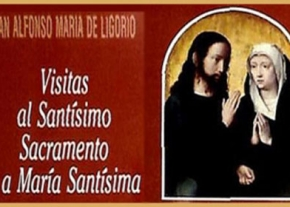 Visitas al Santísimo Sacramento y a María Santísima