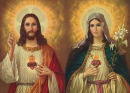 Con María, en busca del Sagrado Corazón de Jesús