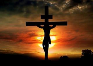 La muerte de Cristo en la Cruz