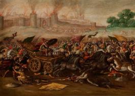 La ruina de Jerusalén