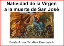 Natividad de la Virgen a la muerte de San José Tomo II