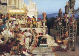Persecución de los discípulos