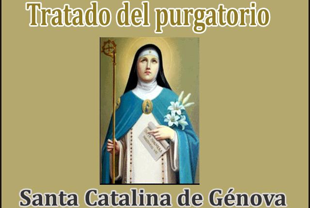 Tratado del purgatorio de Santa Catalina de Génova