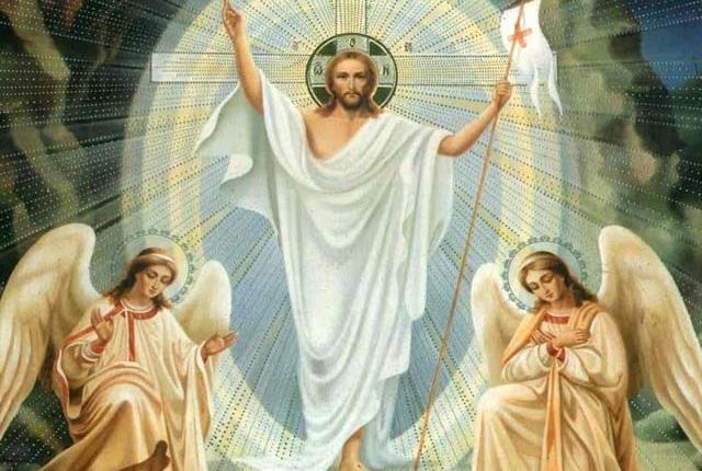¡Todo empieza de nuevo, Cristo ha resucitado!