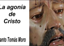 La agonía de Cristo