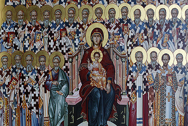 La edad de oro de los padres de la Iglesia