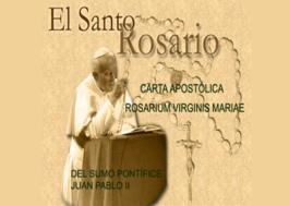 Carta Apostolica Rosarium Virginis Mariae