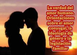 La verdad del amor humano
