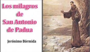 Los milagros de San Antonio de Padua