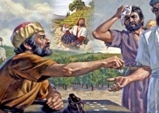 Parábola de los trabajadores de la viña