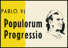 Carta Encíclica Populorum progressio