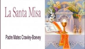 La Misa no es un evento social