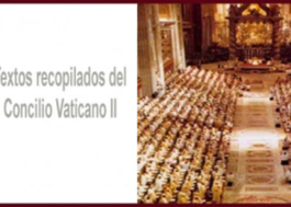 Textos recopilados del Concilio Vaticano II
