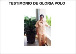 Testimonio de Gloria Polo