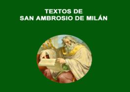 Textos de San Ambrosio