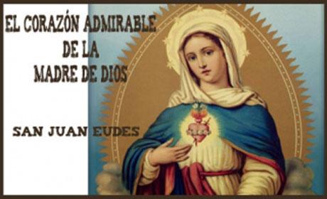El Corazón Admirable de la Madre de Dios
