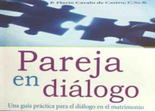 Pareja en diálogo