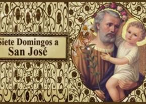 Siete Domingos a San José