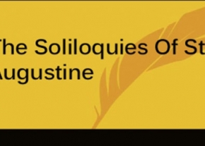The Soliloquies Of St. Augustine