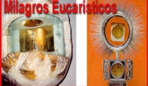 Milagros Eucarísticos