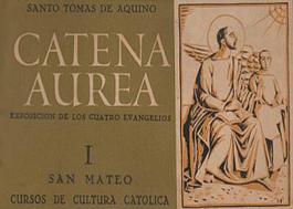 Catena Aurea (PDF)