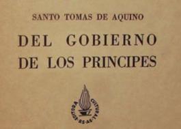 Del Gobierno de los Príncipes