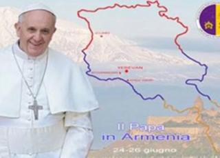 Viaje apostólico del papa Francisco a Armenia