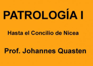 Patrología I