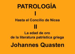 Patrología I y II