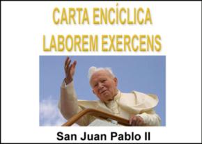 Carta Encíclica Laborem Exercens